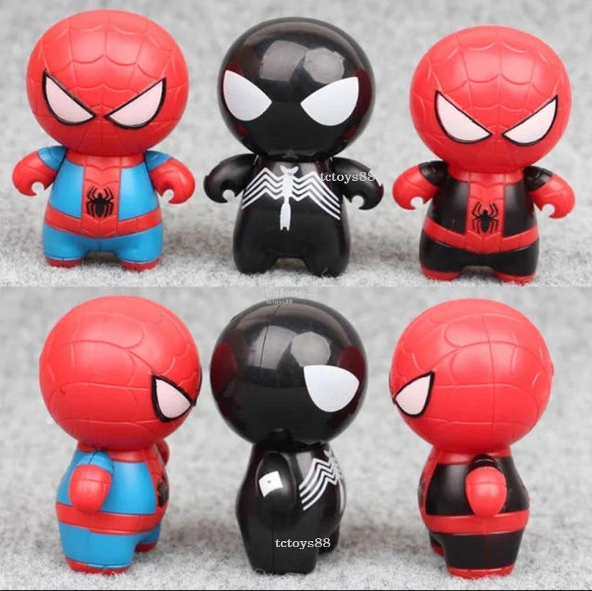 Mini Spiderman Figure Cute Spiderman End 7112019 516 Pm