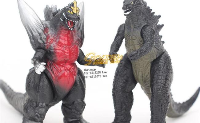 Monsters Godzilla Toy Pvc Dinosaur A End 7 30 2020 5 06 Pm