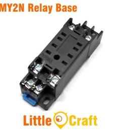 1x my2n relay base [ 945 x 945 Pixel ]