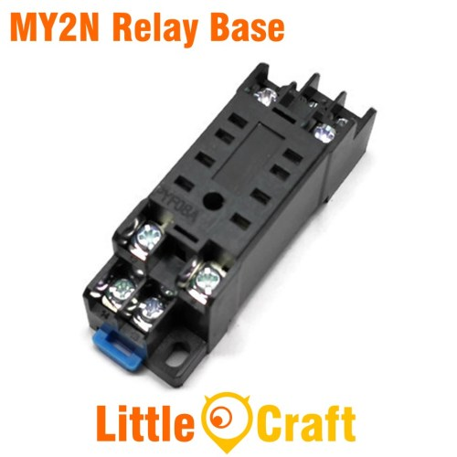 small resolution of 1x my2n relay base