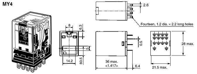 Opto 22 Relay Wiring Diagram Idec Relay Wiring Diagram