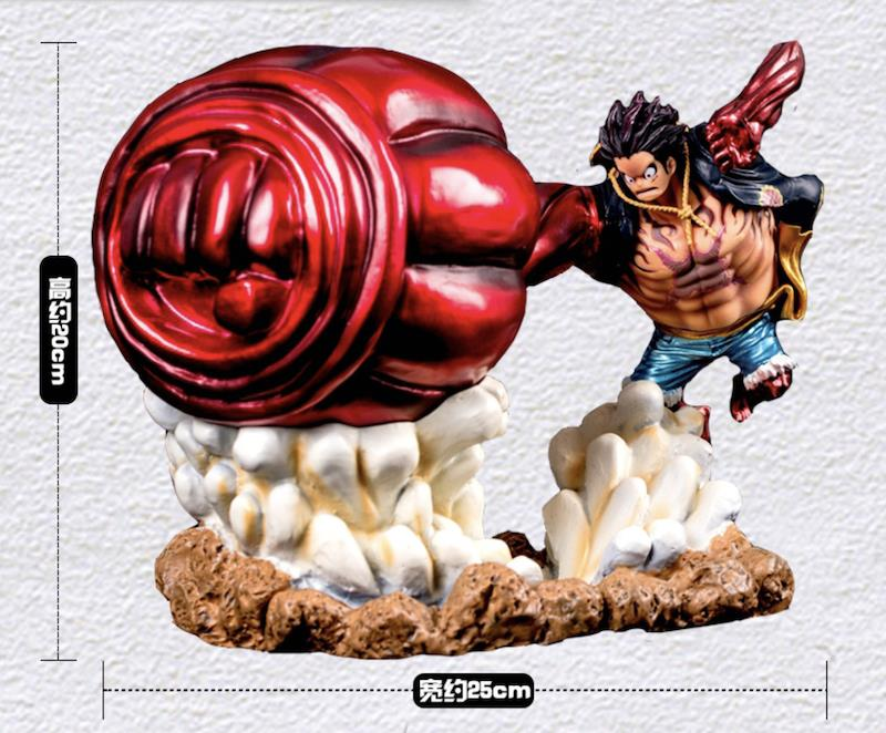 12/04/2016· there's only one thing about this scultures luffy fourth gear figure that disappoints me, and it's the size of the toy. One Piece Wallpaper One Piece Figure Luffy Gear 4