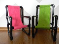Pvc Chair Diy - DIY Projects