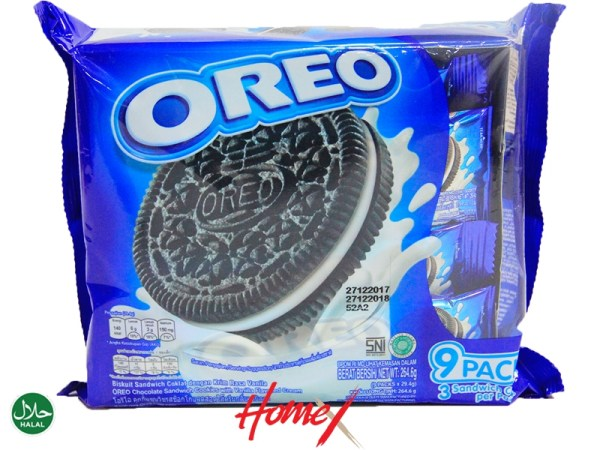 Oreo Vanilla Sandwich Cookies 265g end 8312020 436 PM