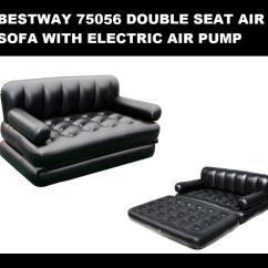 Bestway Inflatable Air Sofa Couch Bed 5 In 1 Buy Online Original In1 End 11 22 2018 23 Am