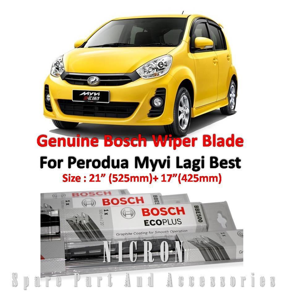 ukuran wiper grand new avanza 2015 pilihan warna veloz perodua myvi size 21 17 genuin end 6 25 2020 9 15 pm genuine bosch blade 1pair