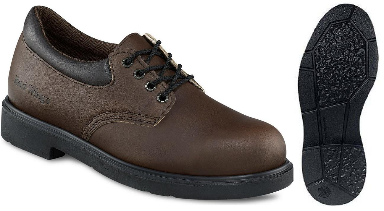 red wing safety shoes low cut cheap online