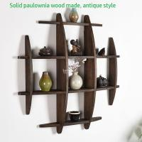 Solid Wood Antique Wall shelves, She (end 6/10/2018 3:15 PM)