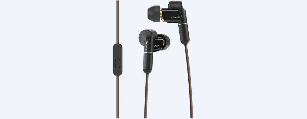 SONY XBA-N3AP In-ear Headphones (end 10/12/2018 4:41 PM)