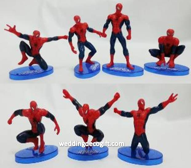 Spiderman Toy Figure Cake Topper S End 1192019 115 Pm