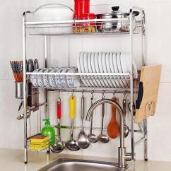 Metal Kitchen Rack Pub Table Set Stainless Steel Drainer Shel End 3 12 2019 9 15 Am Shelf Bowl Plate Dish