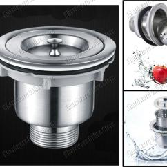 Kitchen Sink Basket Strainer Copper Faucet Stainless Steel Drain S End 9 16 2018 6 00 Am