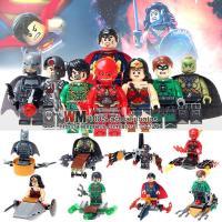 SY657 DC Comics Super Heroes Minifig (end 8/12/2018 3:15 PM)