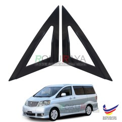 All New Alphard 2021 Harga Kijang Innova 2.4 Q A/t Diesel Venturer Toyota Ah10 1st Gen 2002 End 4 12 00 Am Aerodynamic Front Side Window Cover