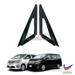 All New Alphard 2021 Toyota Yaris Trd Price Vellfire Ah20 Aerody End 4 12 00 Am Aerodynamic Front Side Window Cover
