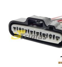 toyota vigo hilux lower gear motor harness socket connector  [ 1500 x 1024 Pixel ]