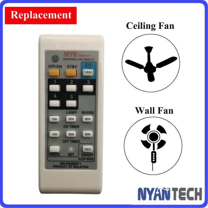 How To Repair A Ceiling Fan Remote Control