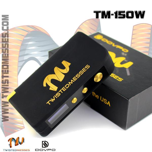 vape twistedmesses 150w box