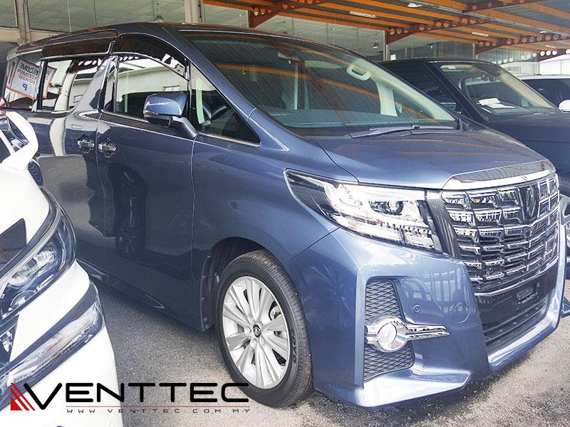 toyota all new alphard 2015 yaris trd sportivo price venttec 2018 ac end 1 29 2019 10 28 pm