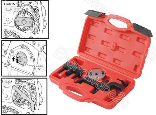 small resolution of vw t5 water pump removal tool kit 4862