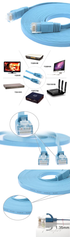 hight resolution of winway kflink cat 6 flat ethernet lan cable 0 5m 1m 1 5m 2m 3m