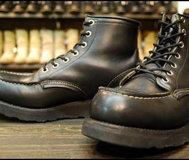Work Boots Red Wing Lifestyle Inch Black Chrome  Foc Del No Gst