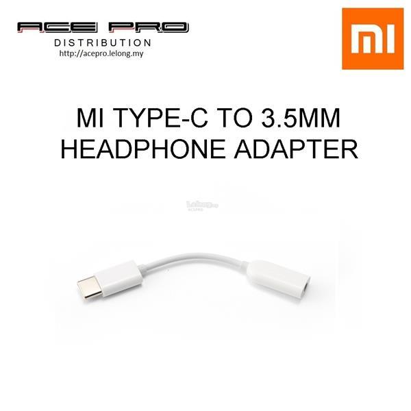 XIAOMI Mi Type C to 3.5mm Headphone (end 8/27/2020 6:04 PM)