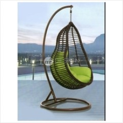 Swing Chair With Stand Malaysia Christmas Dining Room Seat Covers Price Harga In Lelong Mf Design Keira