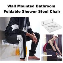 shower chair malaysia farm style chairs price harga in lelong wall mounted multipurpose bathroom foldable stool bench