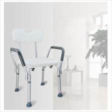 shower chair malaysia cane patio chairs bath adults price harga in non slip stool seat mobility adjustable adult