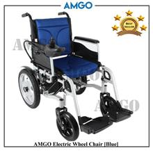 wheelchair yang bagus office chair vs stool kerusi roda price harga in malaysia lelong amgo portable steel reclining travel electric wheel
