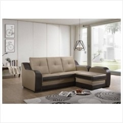 Sofa Tantra Di Malaysia Bett Leather Price Harga In Kulit Wesley L Shape Lounge Chair Relax