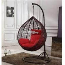swing chair penang red kitchen table and chairs rattan basket price harga in malaysia lelong out door indoor hanging