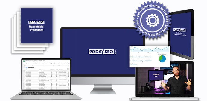 (instant GB) 90 Day SEO: The Step by Step SEO Strategy 47