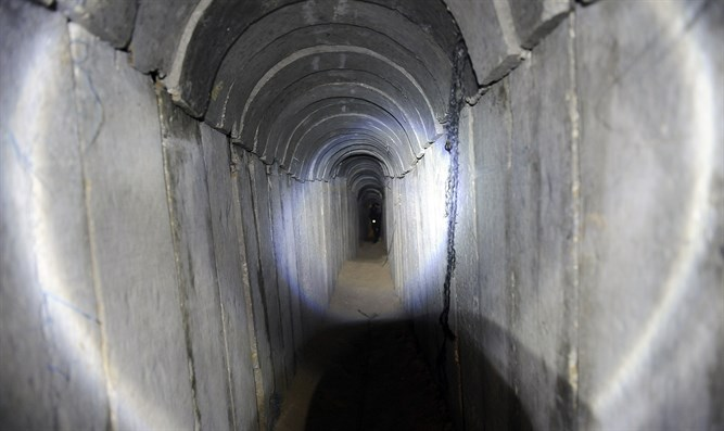 Afbeeldingsresultaat voor Fatah condemns Israel for destroying terror tunnels