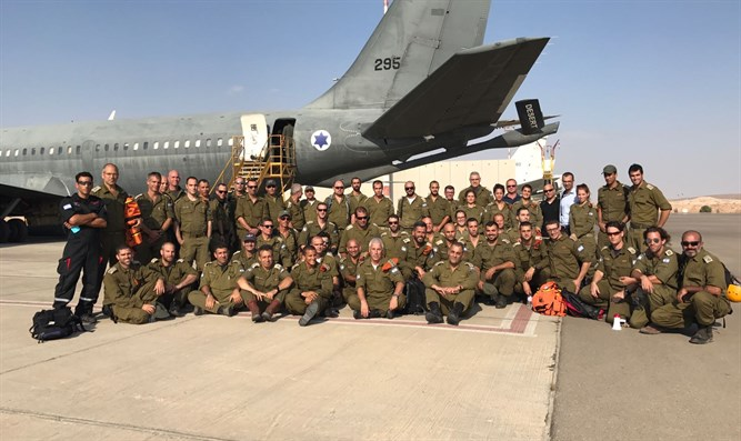 Image result for idf aid in mexico