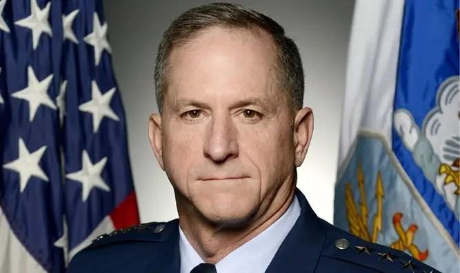 General David Goldfein