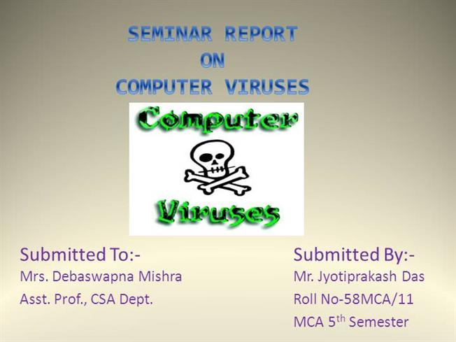 What Is A Computer Virus Definition Types Protection Video Lesson Transcript Study Com