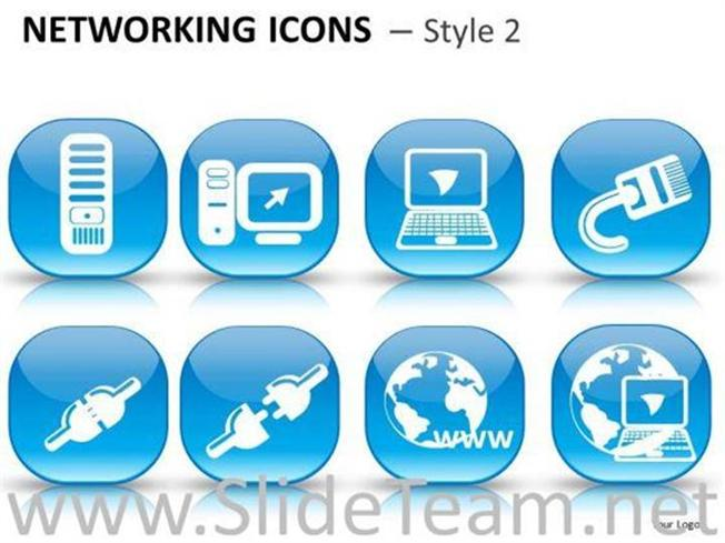 concept networking icons 2