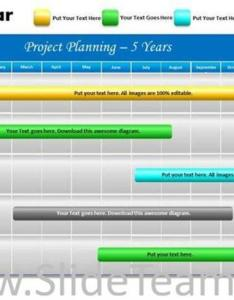 Description our professionally designed year planning gantt chart powerpoint also template diagram rh authorstream