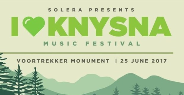 IHeartKnysna Music Festival, music with a cause