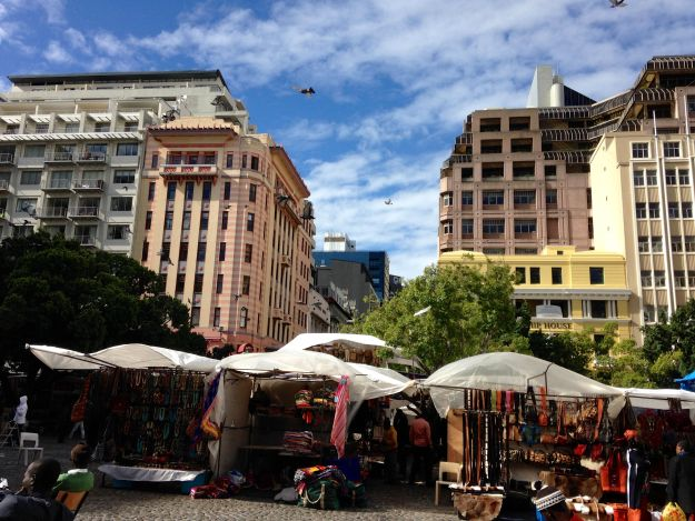 Five top South African markets