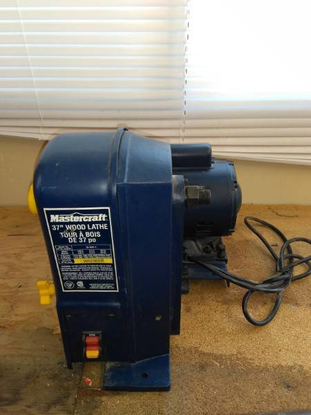 Mastercraft Wood Lathe Price