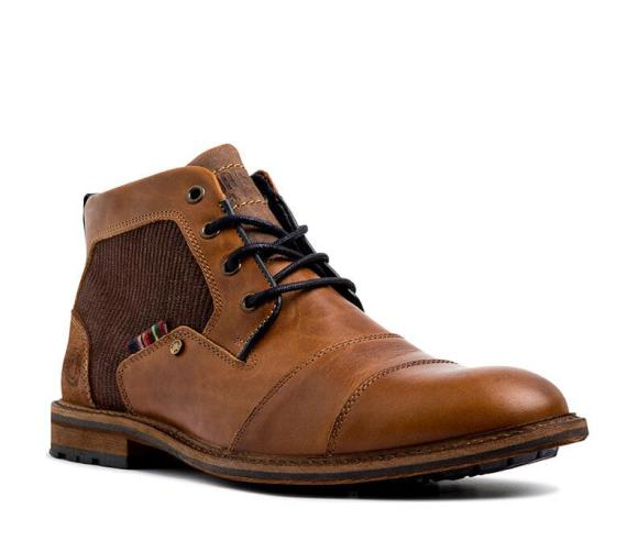 Shoes Unlimited Mcavoy dress boot Tan