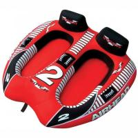 Kwik Tek Airhead- Viper 2, Inflatable Towing Boat Tube, 1 year warranty