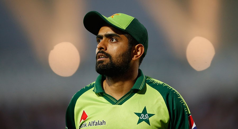 Babar Azam reveals reason behind Pakistan's defeat in second England T20I
