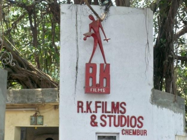 راج کپو اسٹوڈیو میں آگ شارٹ سرکٹ کے باعث لگی۔ فوٹو: فائل