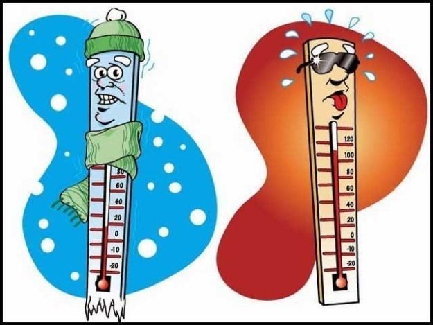 سخت سردی یا شدید گرمی میں شرح اموات میں اضافہ ہو جاتا ہے۔ فوٹو : سوشل میڈیا