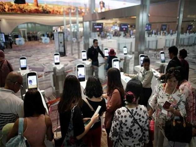 ایئرپورٹ مسافروں کے لیے چہرہ شناس نظام  تیار،فوٹو:رائٹرز