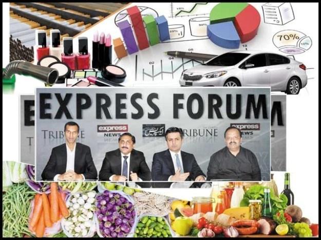حکومت و بزنس کمیونٹی کے نمائندوں اور ماہرین ِ معاشیات کی ''ایکسپریس فورم اسلام آباد '' میں گفتگو
